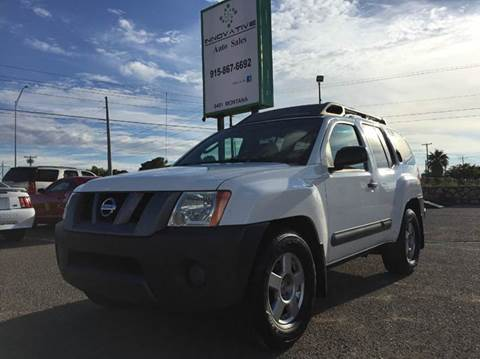 2006 Nissan Xterra for sale in El Paso, TX