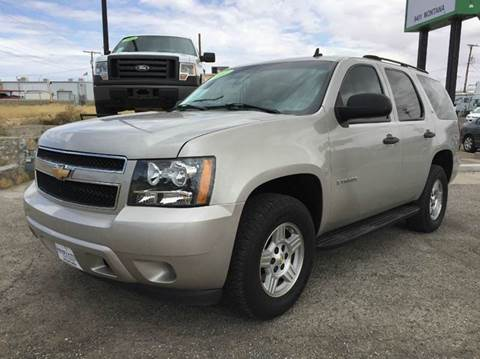 2007 Chevrolet Tahoe for sale in El Paso, TX