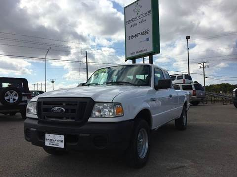 2011 Ford Ranger for sale in El Paso, TX
