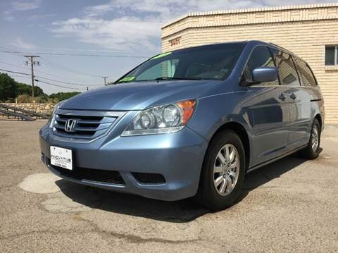 2008 Honda Odyssey for sale in El Paso, TX