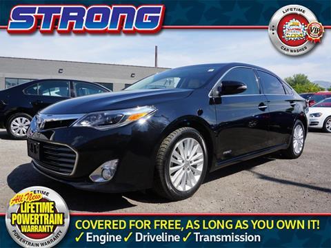 2014 Toyota Avalon Hybrid for sale in Salt Lake City, UT