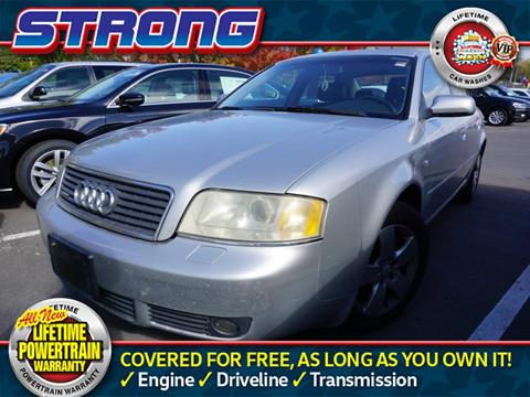 2002 Audi A6 for sale in Salt Lake City, UT