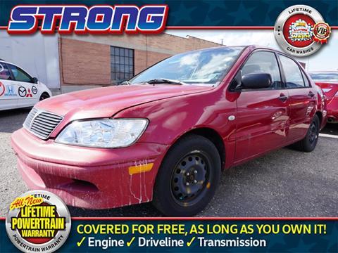 2002 Mitsubishi Lancer for sale in Salt Lake City, UT