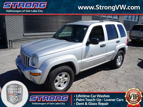 2003 Jeep Liberty for sale in Salt Lake City, UT