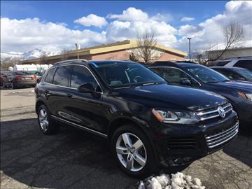 2014 Volkswagen Touareg for sale in Salt Lake City, UT