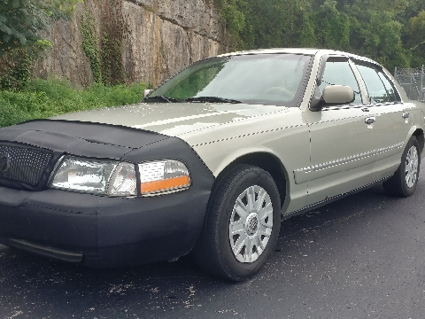 2005 Mercury Grand Marquis for sale in Nashville, TN