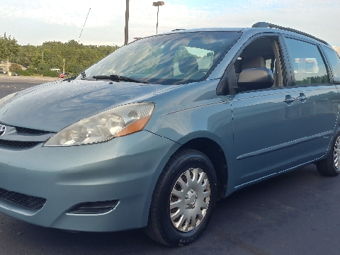 2007 Toyota Sienna for sale in Nashville, TN