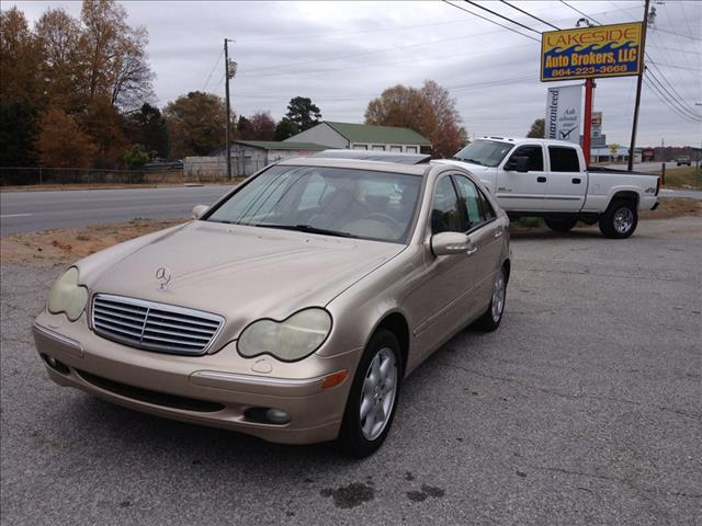 Used cars greenwood bad credit car loans greenville for Mercedes benz 2002 c240 price