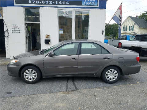 2005 Toyota Camry for sale in Gardner, MA
