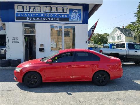 2014 Volkswagen Jetta for sale in Gardner, MA