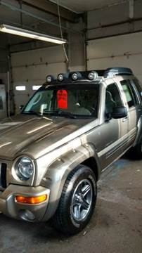 2004 Jeep Liberty for sale in Gardner, MA