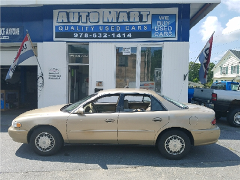 2005 Buick Century for sale in Gardner, MA