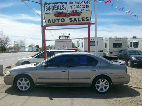 2000 Nissan Maxima for sale in Loveland, CO