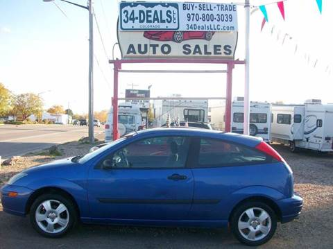 2003 Ford Focus for sale in Loveland, CO