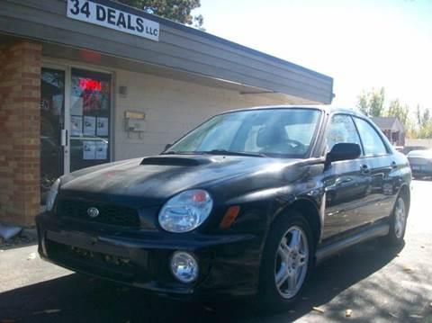 2002 Subaru Impreza for sale in Loveland, CO