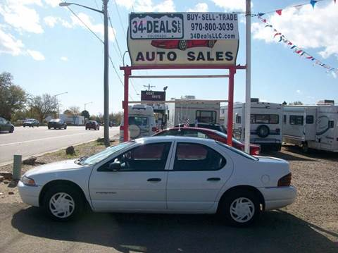 1999 Plymouth Breeze for sale in Loveland, CO