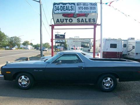 1973 Ford Ranchero for sale in Loveland, CO