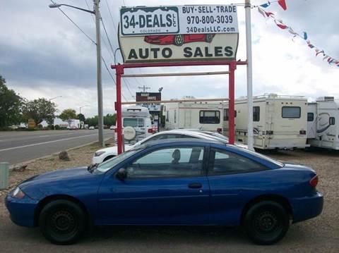 2003 Chevrolet Cavalier for sale in Loveland, CO