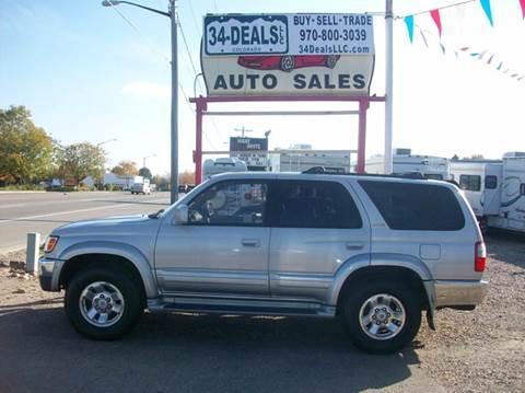 1998 Toyota 4Runner for sale in Loveland, CO