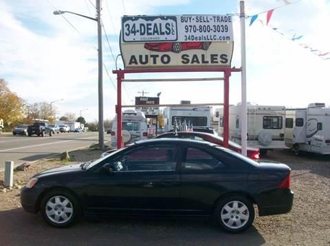 2001 Honda Civic for sale in Loveland, CO