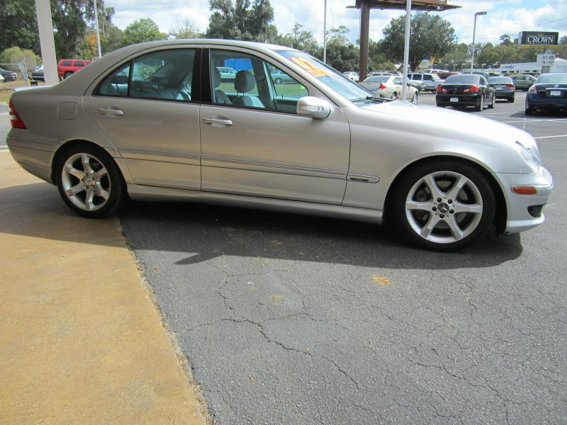 Mercedes benz c class for sale in tallahassee fl for Crown motors tallahassee fl