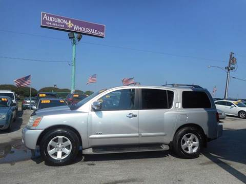 2006 Nissan Armada for sale in Kenner, LA