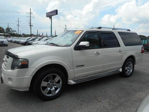 2007 Ford Expedition For Sale In Louisiana