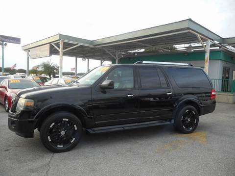 2009 Ford Expedition EL for sale in Kenner, LA