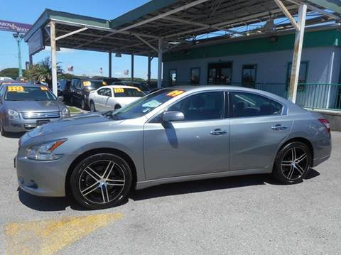 2009 Nissan Maxima for sale in Kenner, LA