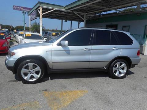 2004 BMW X5 for sale in Kenner, LA