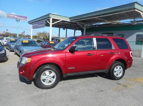 2008 Ford Escape for sale in Kenner, LA
