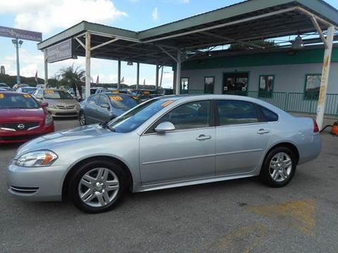 2011 Chevrolet Impala for sale in Kenner, LA