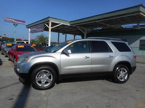 2007 GMC Acadia for sale in Kenner, LA