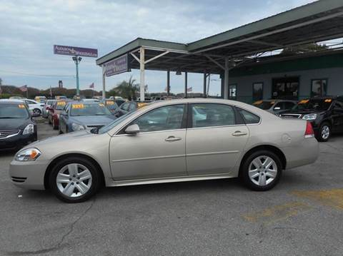 2010 Chevrolet Impala for sale in Kenner, LA