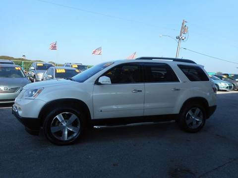 2009 GMC Acadia for sale in Kenner, LA