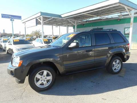 2006 Jeep Grand Cherokee for sale in Kenner, LA