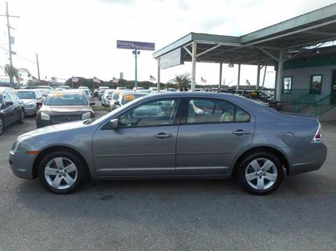 2007 Ford Fusion for sale in Kenner, LA