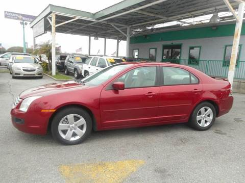 2008 Ford Fusion for sale in Kenner, LA