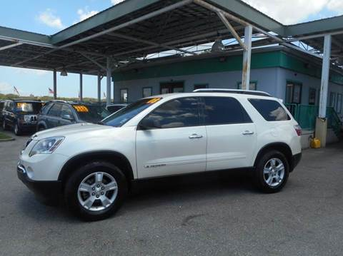 2008 GMC Acadia for sale in Kenner, LA