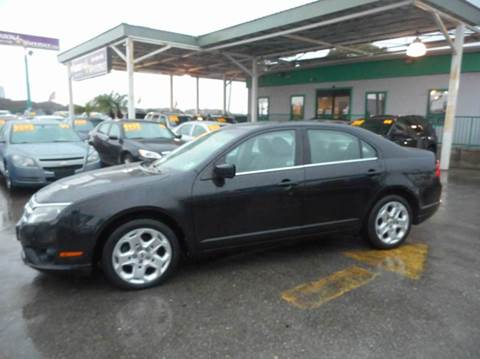 2010 Ford Fusion for sale in Kenner, LA