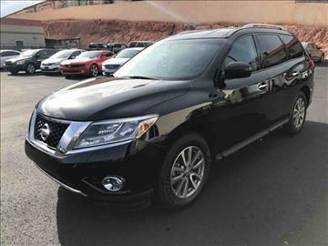 2015 Nissan Pathfinder for sale in Saint George, UT