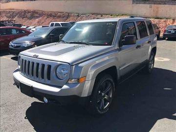 2017 Jeep Patriot for sale in Saint George, UT