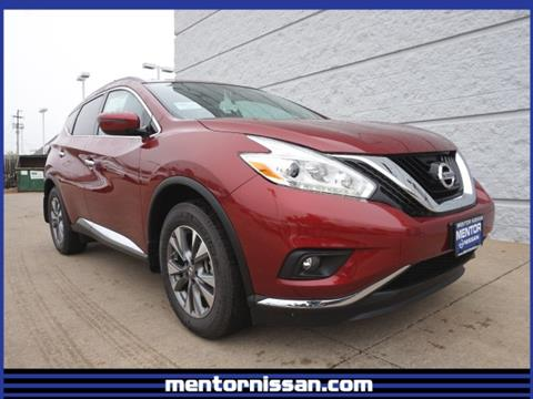2017 Nissan Murano for sale in Mentor, OH