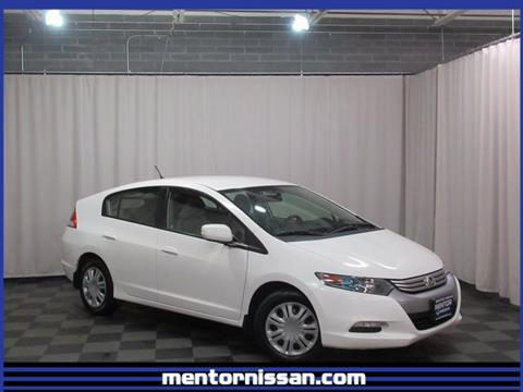 2011 Honda Insight for sale in Mentor, OH