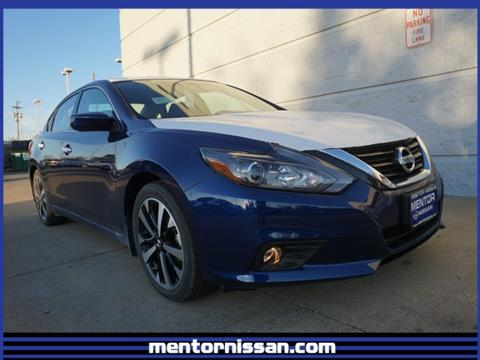 2018 Nissan Altima for sale in Mentor, OH