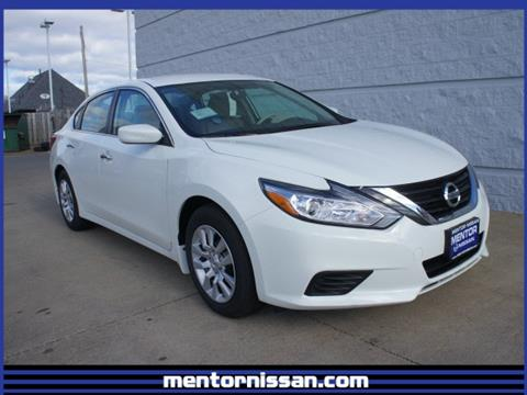 2017 Nissan Altima for sale in Mentor, OH
