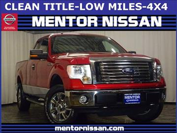 Ford F 150 For Sale Mentor Oh