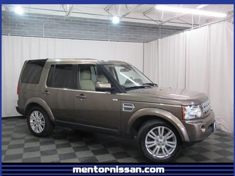 2011 Land Rover LR4 for sale in Mentor, OH