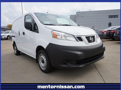 2017 Nissan NV200 for sale in Mentor, OH