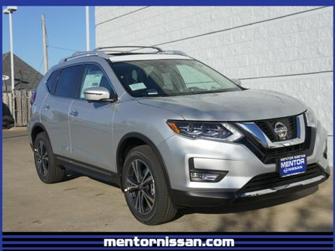 2017 Nissan Rogue for sale in Mentor, OH